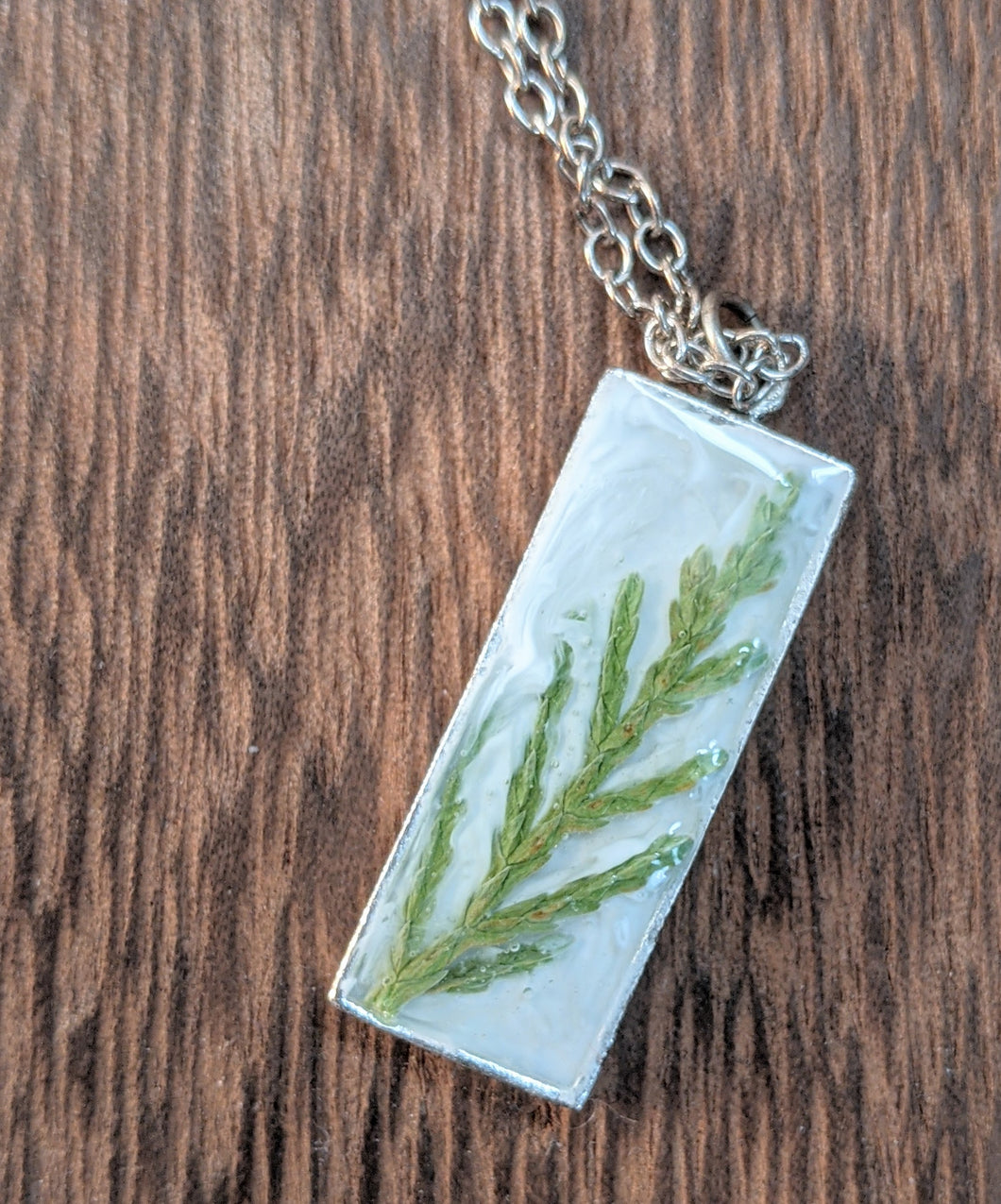 Evergreen Necklace