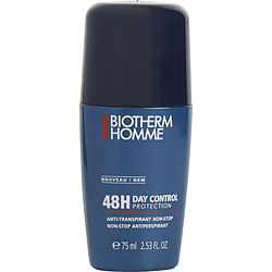 BIOTHERM Biotherm Homme Day Control 48 Hours Deodorant Roll-On Anti-Transpirant--75ml/2.53oz