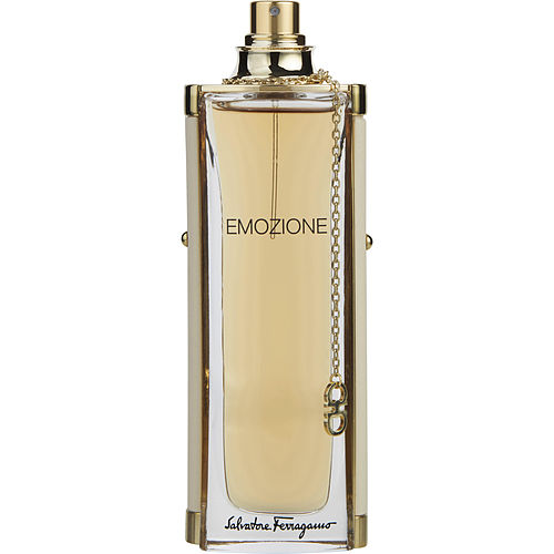 Emozione By Salvatore Ferragamo Eau De Parfum Spray 1.7 Oz *tester