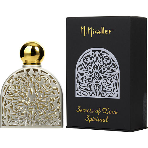 M. Micallef Secrets Of Love Spiritual By Parfums M Micallef Eau De Parfum Spray 2.6 Oz