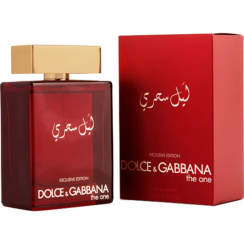 The One Mysterious Night By Dolce & Gabbana Eau De Parfum Spray 5 Oz (exclusive Edition)