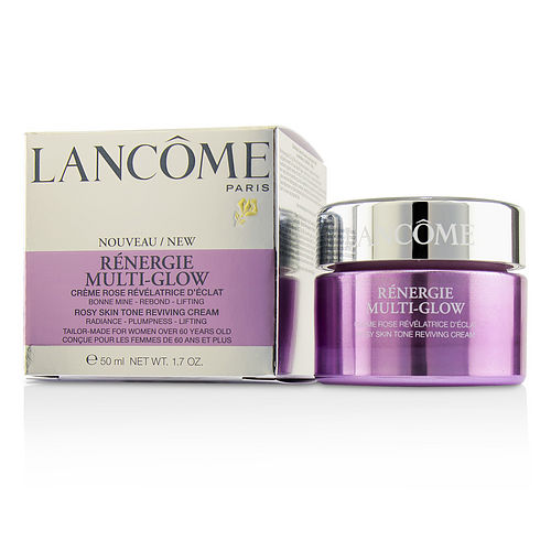 Lancome By Lancome Renergie Multi-glow Rosy Skin Tone Reviving Cream --50ml-1.7oz