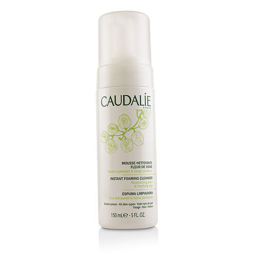 Caudalie By Caudalie Instant Foaming Cleanser - For All Skin Types --150ml-5oz