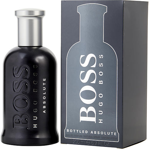 Boss Bottled Absolute By Hugo Boss Eau De Parfum Spray 6.7 Oz Oz
