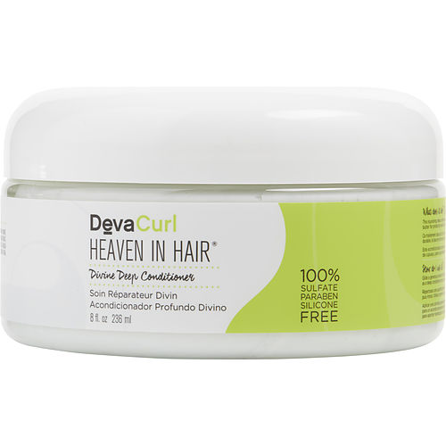 Deva By Deva Concepts Heaven In Hair Intense Moisture Treatment 8 Oz