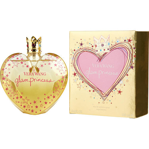 Vera Wang Glam Princess By Vera Wang Edt Spray 3.4 Oz