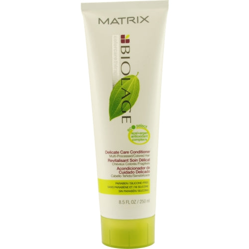 Biolage By Matrix Delicate Care Conditioner Multi-processed Hair 8.5 Oz