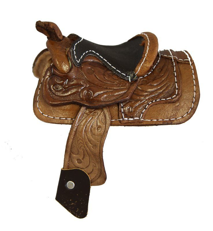 "2"" Decorative Western Saddle"
