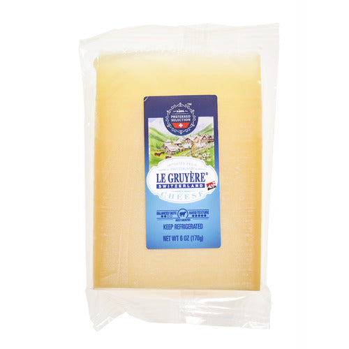 Lidl Preferred Selection Le Gruyère Swiss cheese