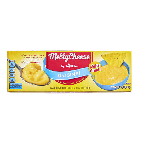 Lidl melty cheese, original