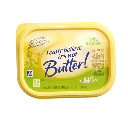 I Can't Believe It's Not Butter Light
