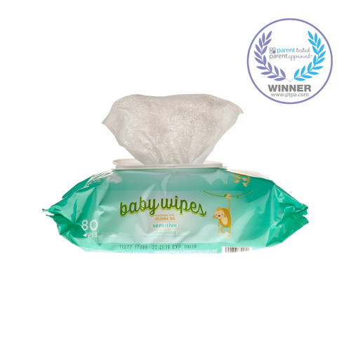 Lidl baby wipes, sensitive