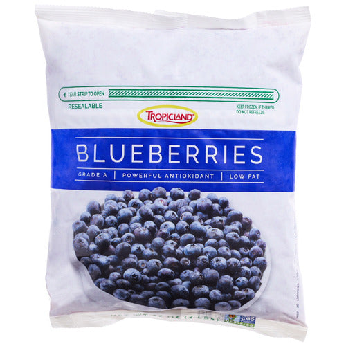 Tropicland® frozen blueberries