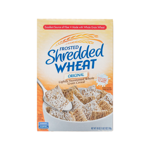 Lidl frosted shredded wheat cereal