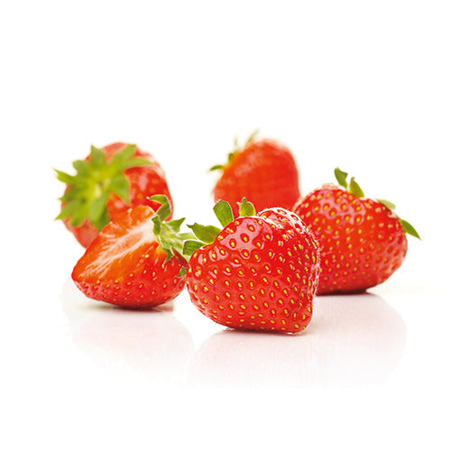 strawberries, 1 lb.