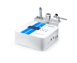 Zemits DermeLuxx Fluid Microdermabrasion Full-Featured System