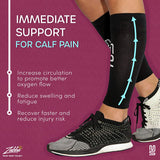 Calf Compression, Small, Black