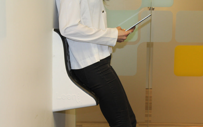 Leen by Ergotech Solutions Leaning Device For Office Use