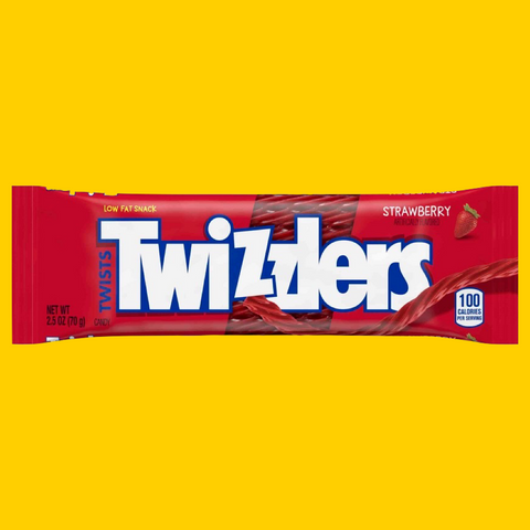 Hershey's Strawberry Twizzlers