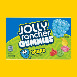 Jolly Rancher Sour Gummies Theatre Box