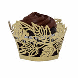 Autumn Leaf Cupcake Wrapper (Standard Size)