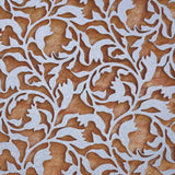 Crocus Spirals Laser Cut Sheet