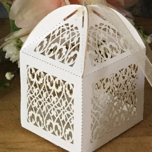 Filigree - Favor Box