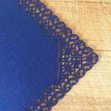 Filigree Flat Invitation (A9) Sample