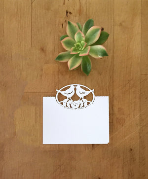 Perfect Pair Place Card