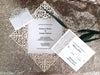 Italian Ornate Square Invitation