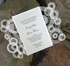 Eternal Rings Gatefold Invitation (A7)
