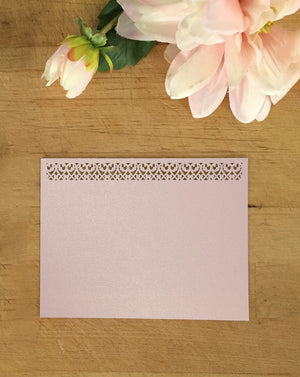 Filigree Response Card / Accessory Card (A2)
