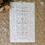 Italian Ornate Gatefold Invitation (A9)