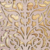 Italian Ornate Gatefold Invitation (A9) Sample