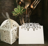Love Vines Place Card