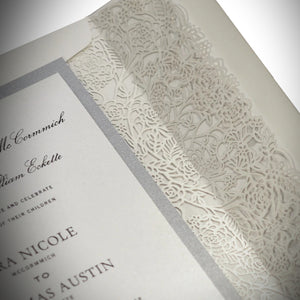 Rose Vine Envelope Liner (A9)