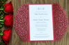 Roses Gatefold Invitation (A9)