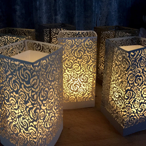 Luminaries Paper Orchid