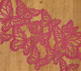 Butterflies Cupcake Wrappers (Standard & Mini Sizes)