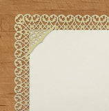 Filigree Flat Invitation (A9)