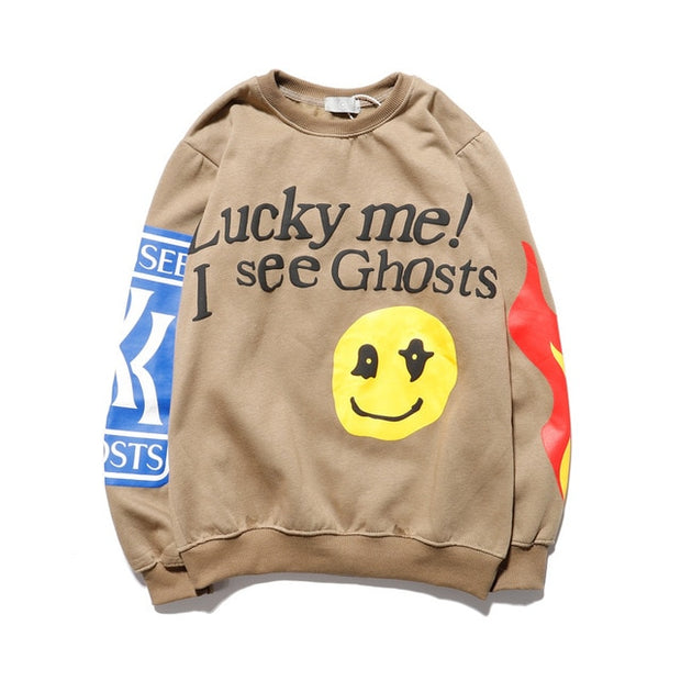 Kanye West Graffiti Hoodies