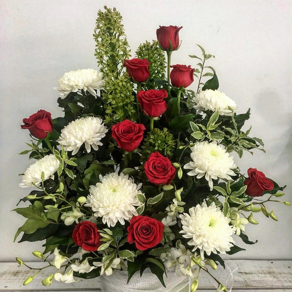 Boxed flower arrangements 11