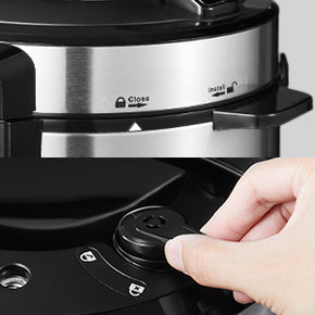 aicook pressure cooker, 18-in-1 electric pressure cooker, family size