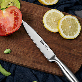 high carbon stainless steel steak knife