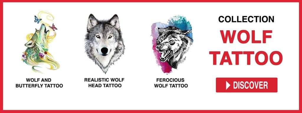 WOLF TATTOO COLLECTION