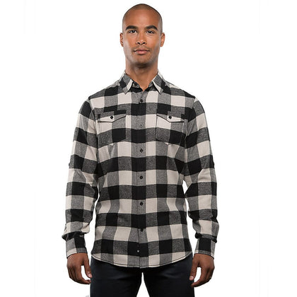 Unisex Burnside Flannel