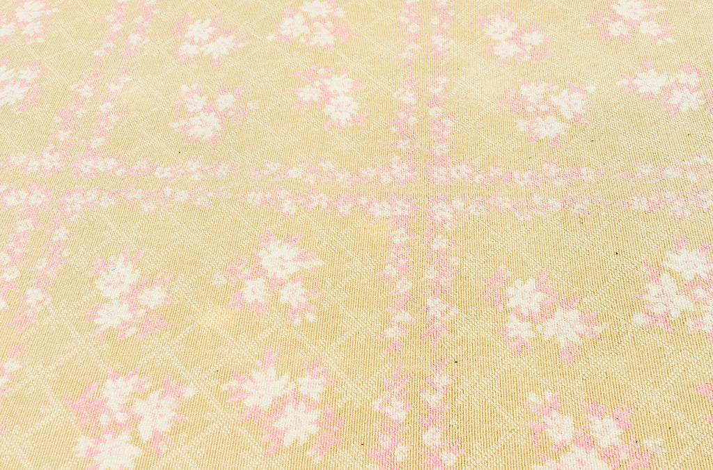 Pink Stark Wilton Lattice Runner