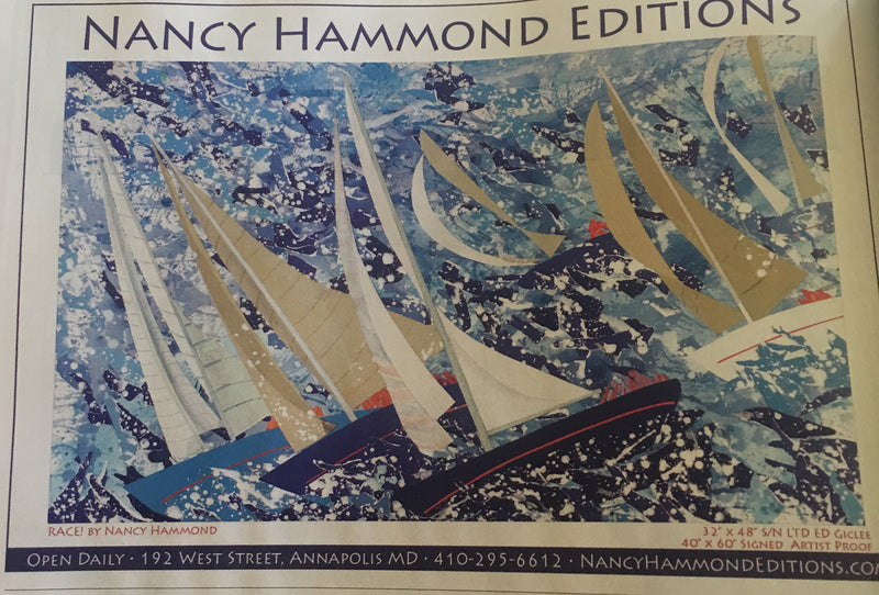 Nancy Hammond Print
