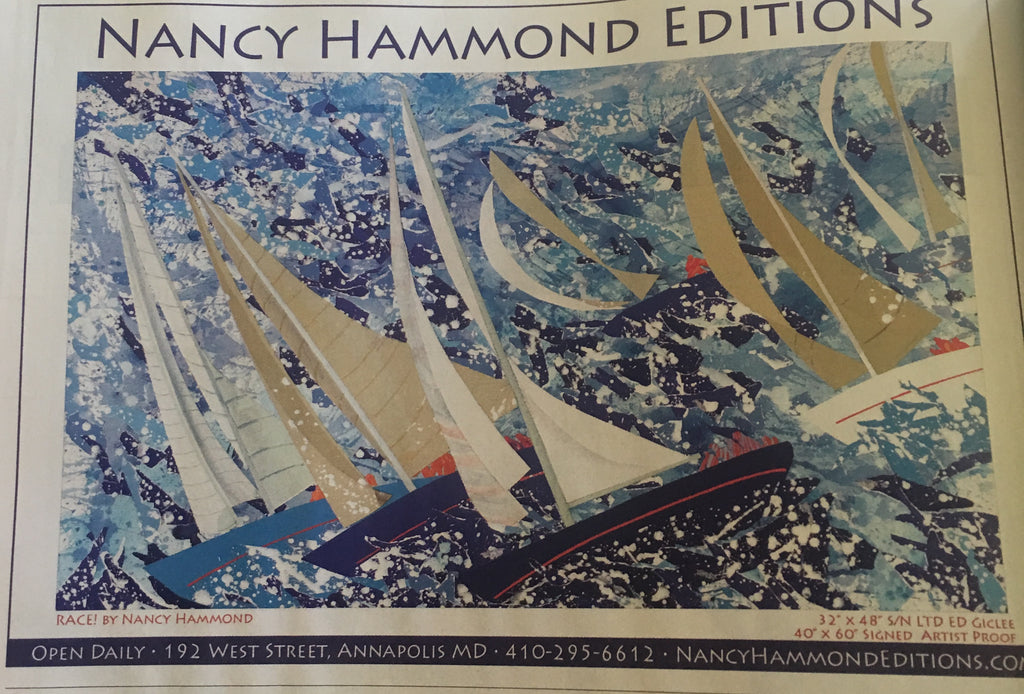Nancy Hammond Print No. 2