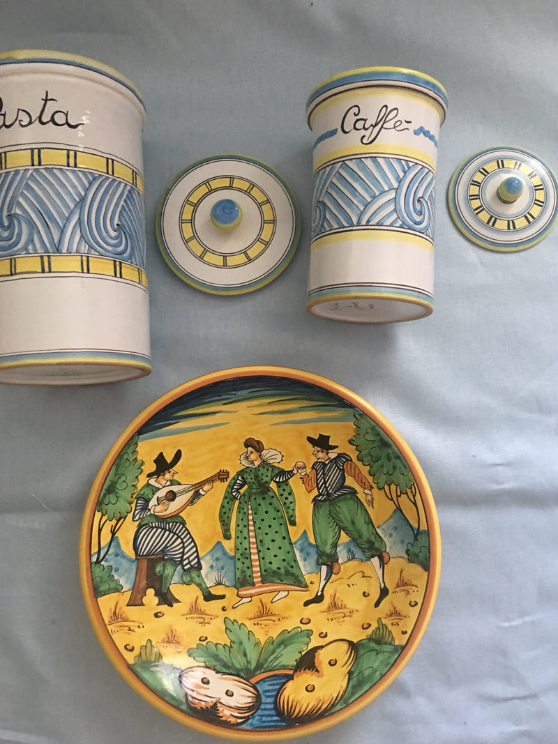Italian Pottery Collection